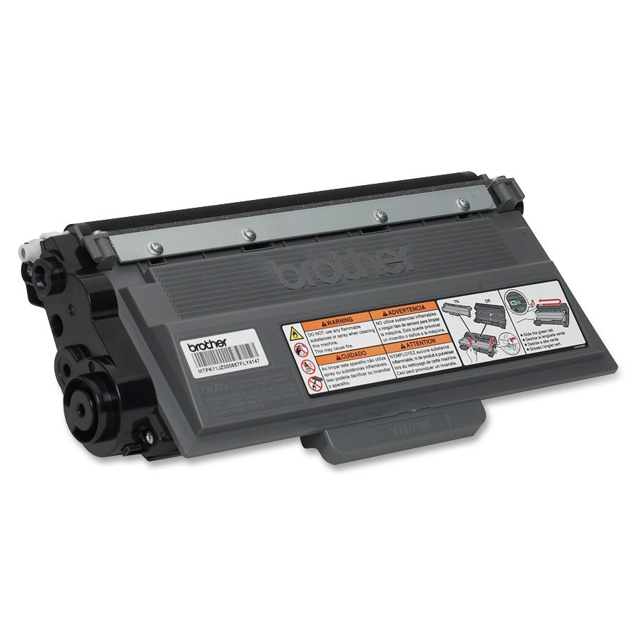 Brother TN780 Super High-Yield Toner, Black