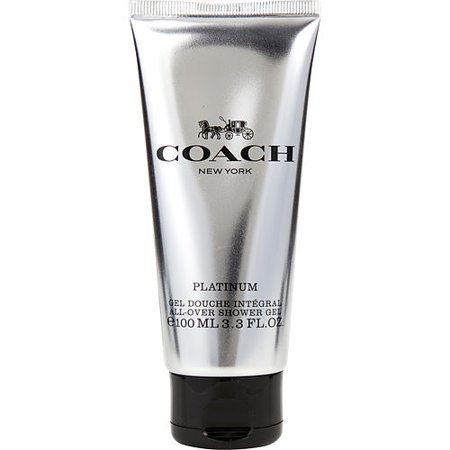 COACH PLATINUM by Coach - ALL OVER SHOWER GEL 3.3 OZ - MEN