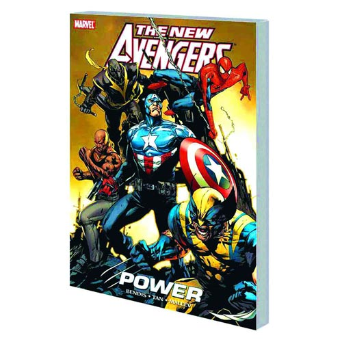 The New Avengers 10: Power