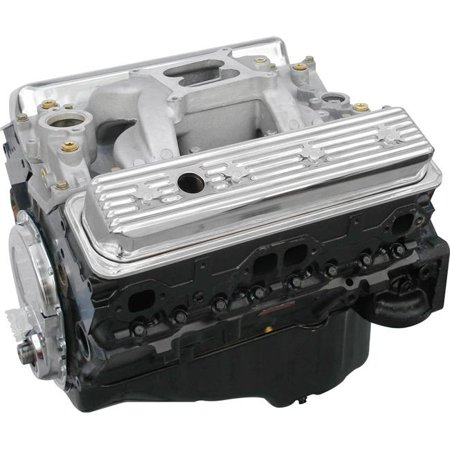 Blue Print Engines BP3830CT1 Crate Engine - Small Block Chevy 383 405HP Base