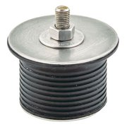 "SHAW PLUGS Mech Expansion Plug, Hex-Nut,1/2"" 62096"