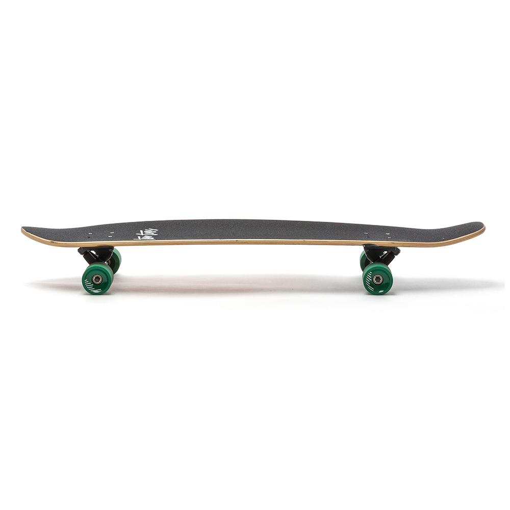 Ten Toes ZED Bamboo Longboard Skateboard Cruiser 05d3da29feb