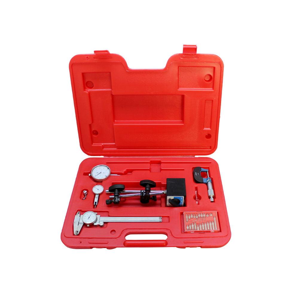Generic 3 Piece Machinist/'s Measuring Kit