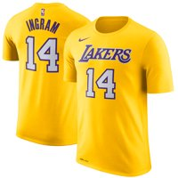 Brandon Ingram Los Angeles Lakers Nike Name & Number Performance T-Shirt - Gold