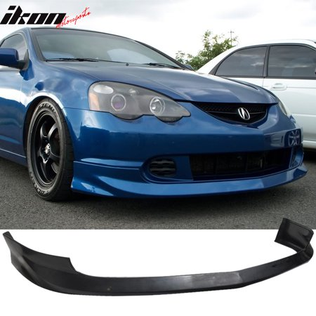 Fits 02-04 Acura RSX DC5 2Dr Coupe A-Spec Front Bumper Lip Spoiler - Urethane PU