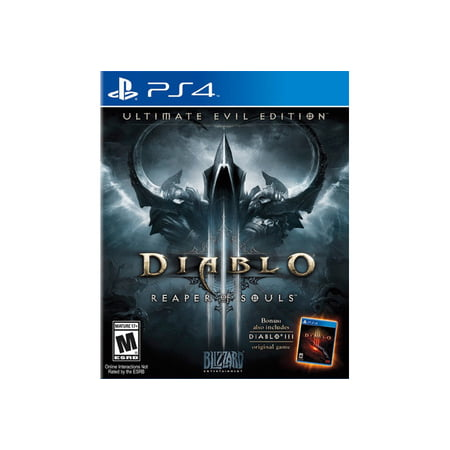 Diablo 3 Ultimate Evil Edition, Activision, PlayStation 4, (Diablo 3 New Expansion After Reaper Of Souls)
