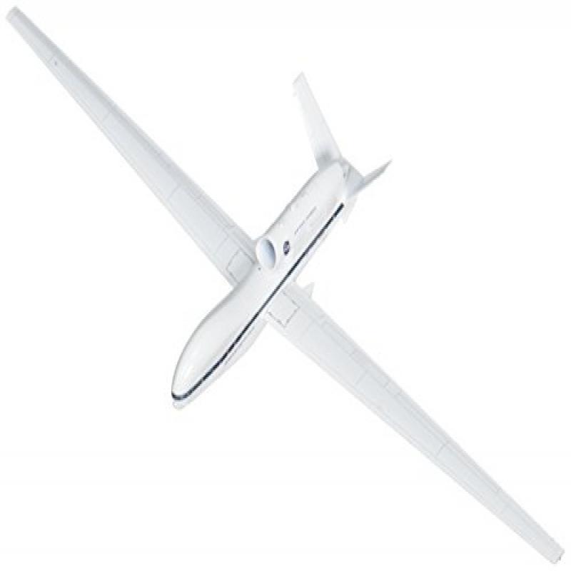 HE555326 Herpa Wings Nasa RQ4 Global Hawk 1:200 Model Airplane Herpa//1-200 Scale Military