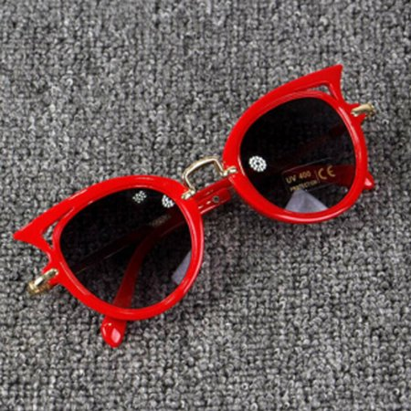 The Noble Collection Fahion Baby Boys Girls Sunglasses Plastic Frame Toddler Kids Eyeglasses ()
