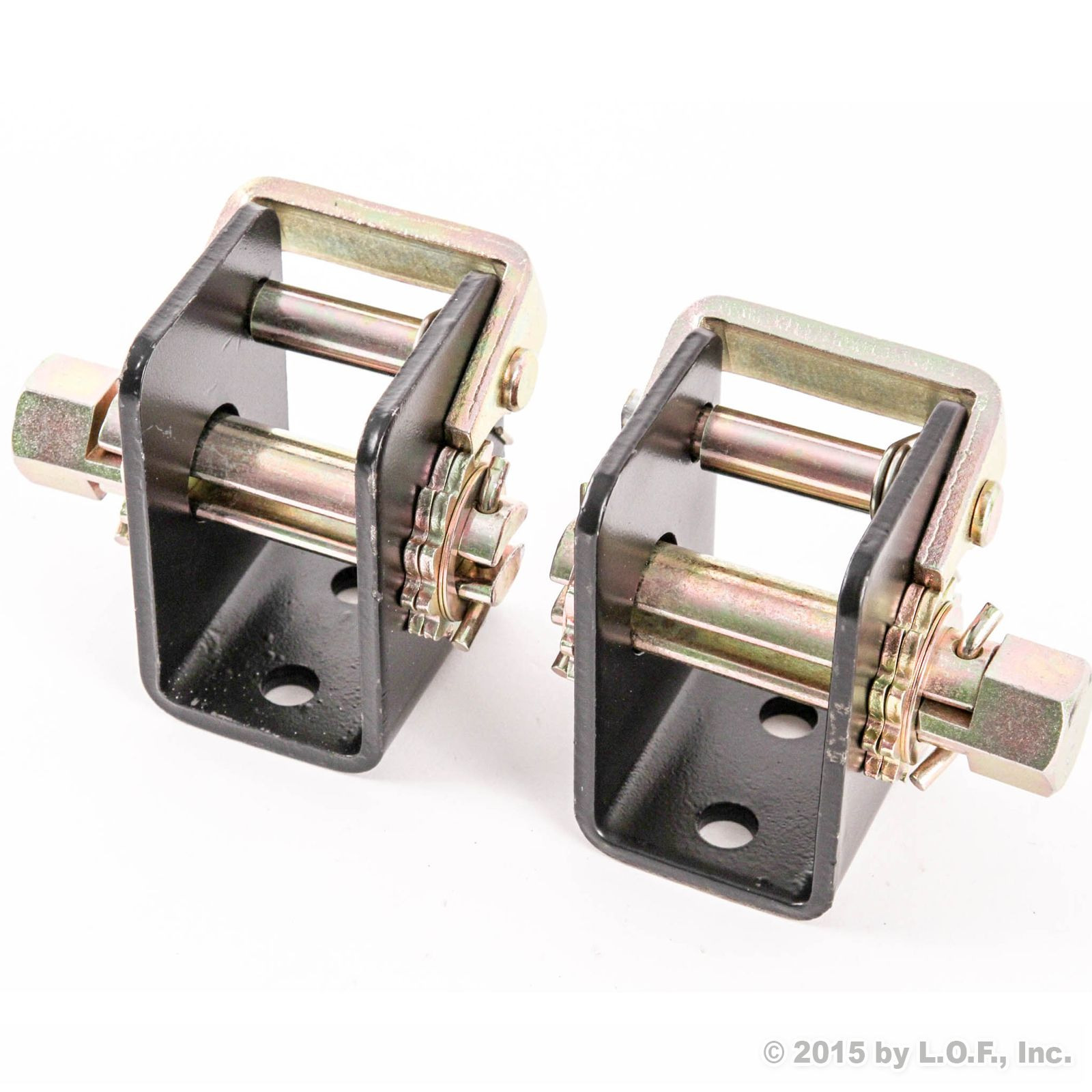 2 Pack RIGHT US Cargo Control 2 Lashing Truck Tie Down Winch