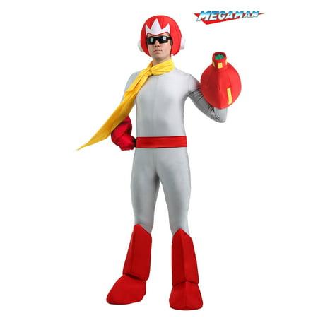 Mega Man Mens Proto Man - Proto Man