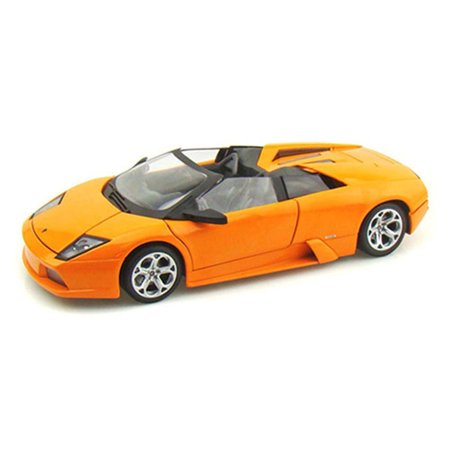 Lamborghini Murcielago Roadster Orange Motormax 73169 1 18