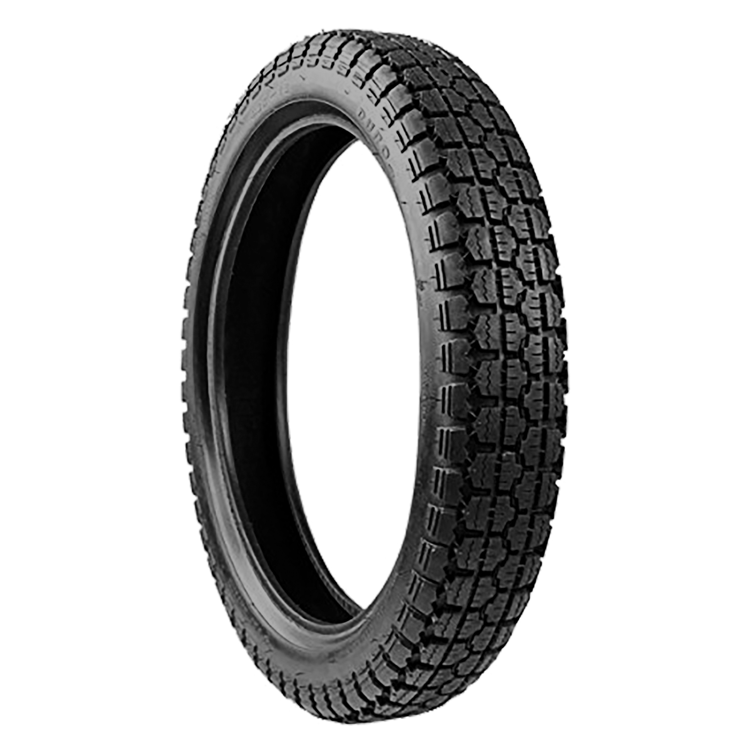 Duro HF308 Vintage Tire  Blackwall Size 4.00-19   #113060