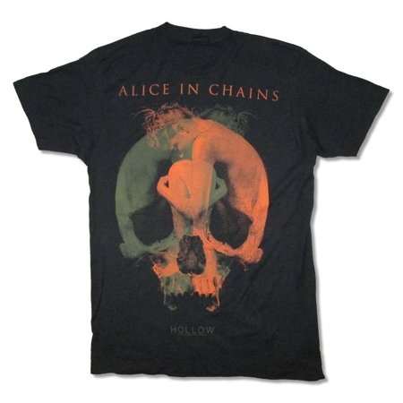 alice in chains alice in chains fetal hollow 2015 tour black t shirt. Black Bedroom Furniture Sets. Home Design Ideas