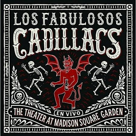 Vivo En El Madison Square Garden (CD) (Includes