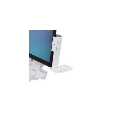 Ergotron Scanner Shelf VESA Attach - barcode scanner shelf