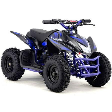 Electric Mini ATV Titan on 350W 24V (Blue)