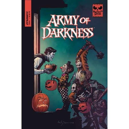 Dynamite Entertainment Army of Darkness One Shot Halloween Special](Fort Delaware Halloween Special)