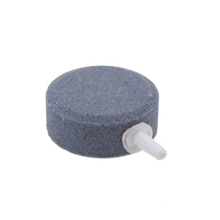 4cm Air Bubble Stone Aerator for Aquarium Fish Tank Pump Hydroponic Oxygen Plate ()
