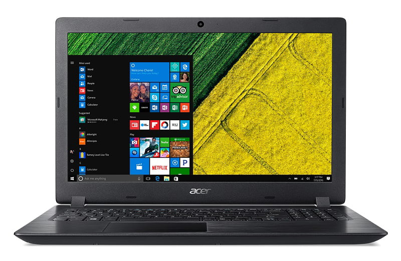 "Acer Aspire 15.6"" HD Laptop Intel Core i5 6GB DDR4 1TB HDD Windows 10 Home A315-51-51SL by Acer"