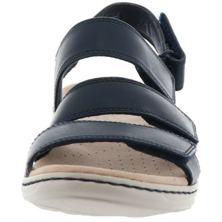 Clarks Collection Leather Sandals Leisa Melinda Women's A350325 - image 3 of 4