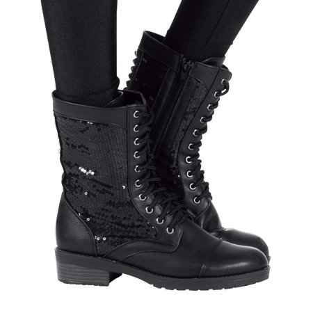 Girl Combat Boot (Girls Combat Boot)