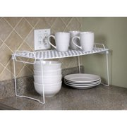 Home Basics Small Stackable Shelf