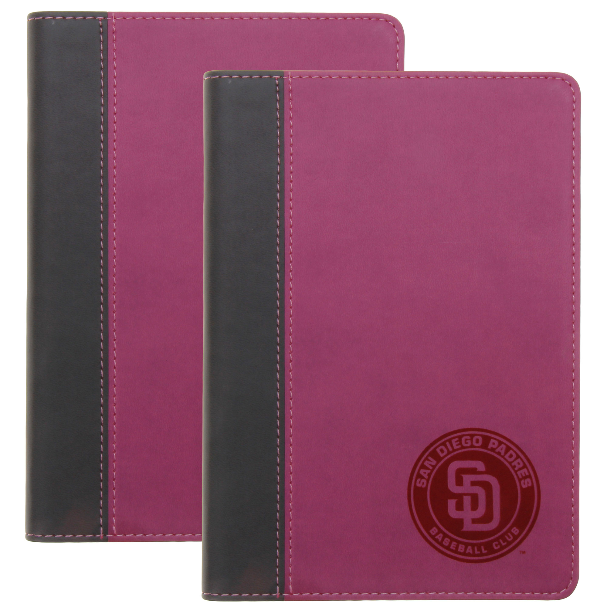 San Diego Padres Journal 2-Pack - Pink - No Size