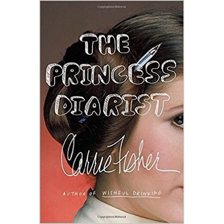 Readerlink Books Princess Diarist  The Hardcover
