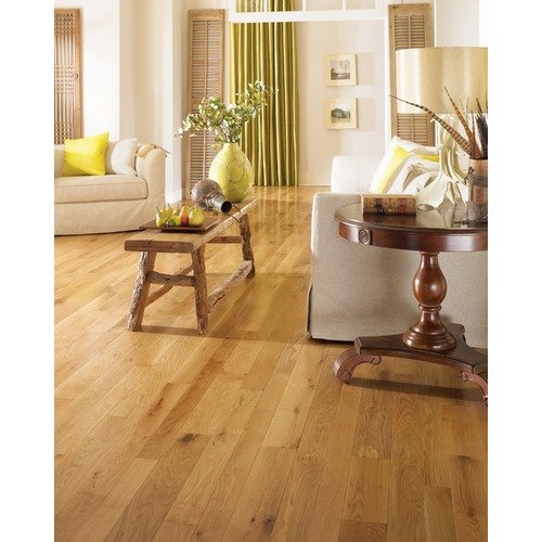 Somerset Floors Character 5'' Engineered White Oak in Natural