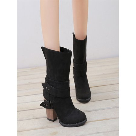 44255c8a682 Women Over The Knee Boots Sexy Flat Boots Women Shoes Boots Leisure Shoes