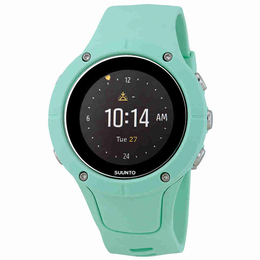 Suunto Spartan Trainer Wrist HR Watch, Ocean by Suunto