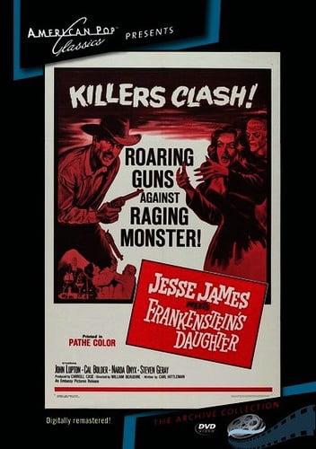Jesse James Meets Frankenstein's Daughter ( (DVD)) by American Pop Classics
