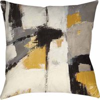 IDG Yellow Catalina I Indoor Pillow