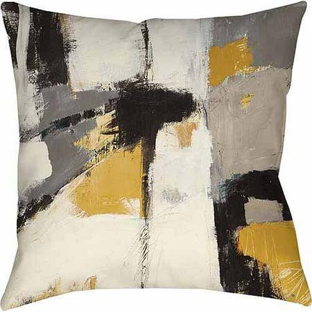 IDG Yellow Catalina I Indoor Pillow