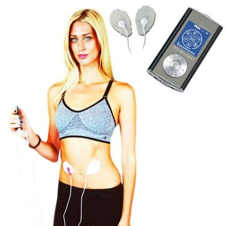 Pch Digital Pulse Massager 2   Silver
