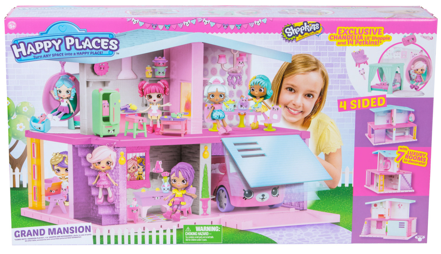 Buy happy places shopkins mansion playset only 52 for Happy playsets