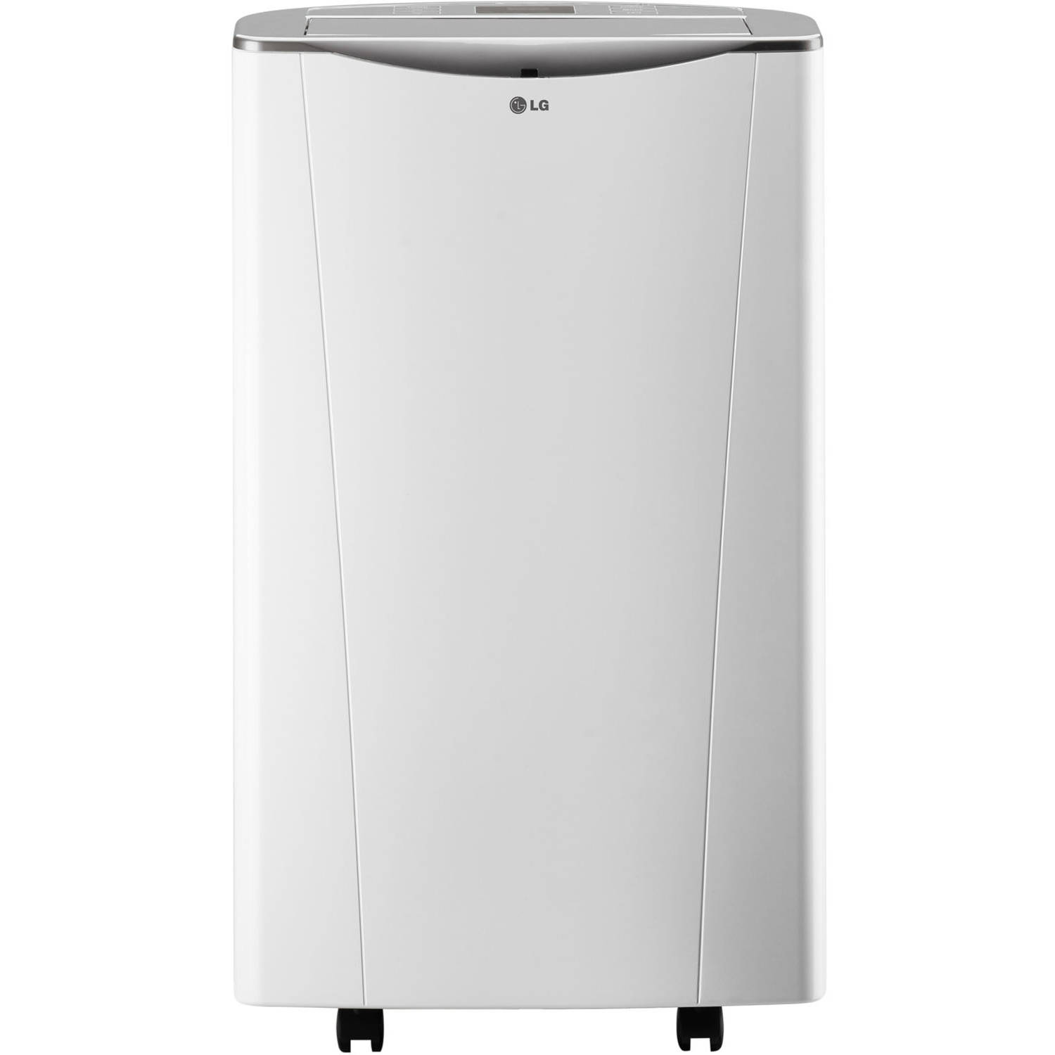 lg electronics lp1415wxrsm 14000btu 115v portable air conditioner with wifi technology walmartcom - Lg Air Conditioner