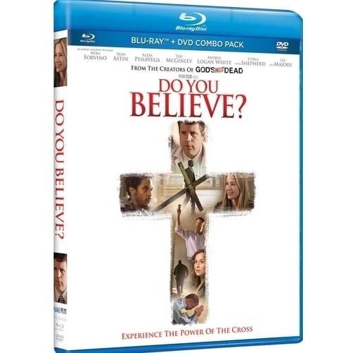 Do You Believe? (Blu-ray + DVD)