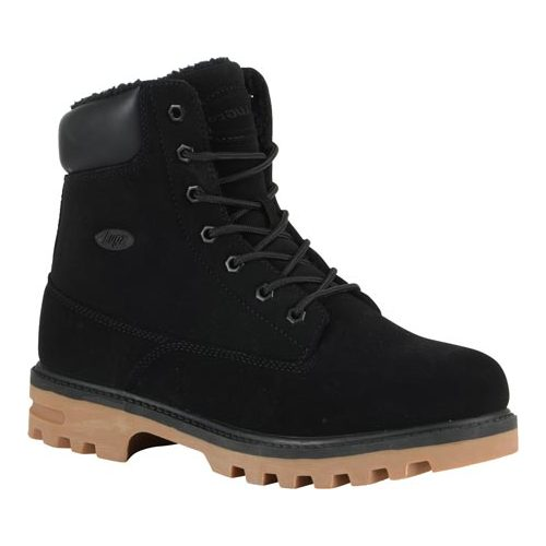 Men's Lugz Empire HI Fleece WR Boot by Lugz