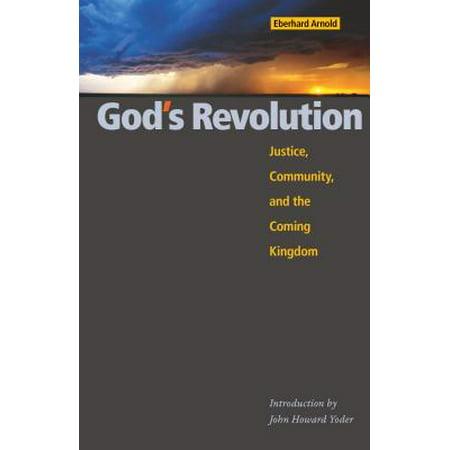 God's Revolution (Arnold J Toynbee A Study Of History)