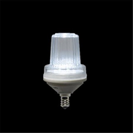 Led Strobe Bulb With Pure White Lights