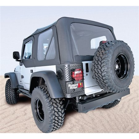 Rugged Ridge 13731.35 XHD Soft Top Fits 04-06 Wrangler