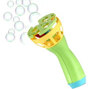Tailored Electric Bubble Wands Machine Bubble Maker Automatic Blower Outdoor Toy for Kids