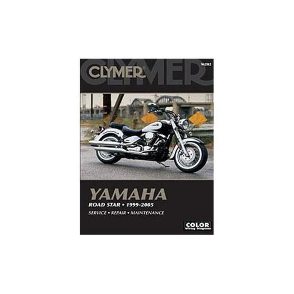 2004-2007 Yamaha XV1700ATM ROAD STAR MIDNIGHT SILVERADO Repair Manual Clymer