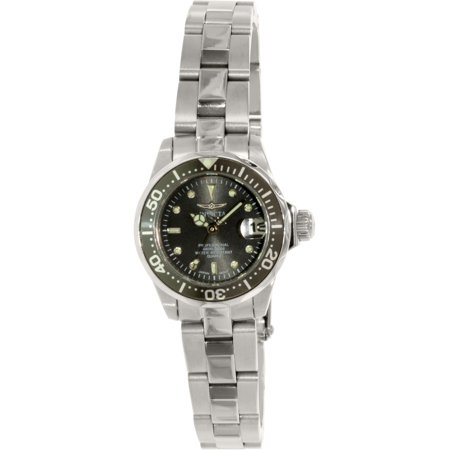 - Invicta Women's Pro Diver 14984 Silver Stainless-Steel Plated Japanese Quartz Dress Watch