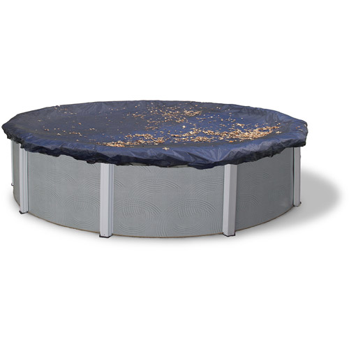 Blue Wave 21' Round Leaf Net Above-Ground Pool Cover