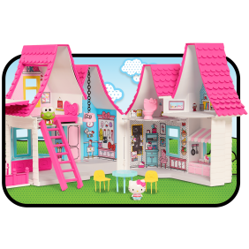 Fisher Price My First Dollhouse With Mommy Daddy And Baby Figures Walmart Com Walmart Com