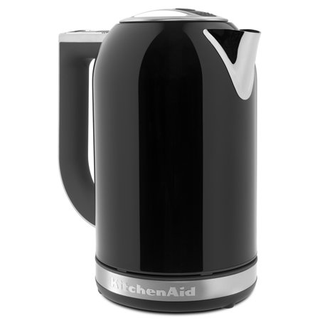 KitchenAid® 1.7L Electric Kettle with LED Display Onyx Black