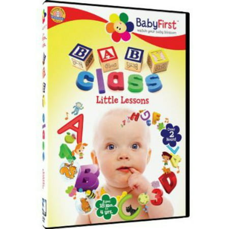 - BabyFirst: Baby Class: Little Lessons (DVD)