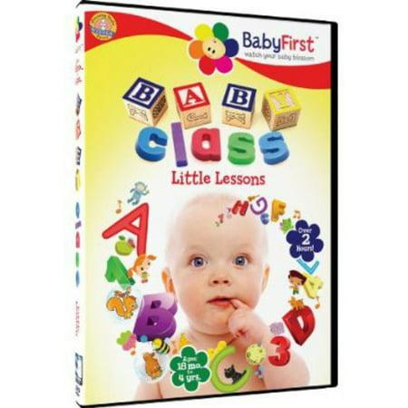 BabyFirst: Baby Class: Little Lessons (DVD)